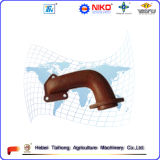 R175A S1110 S195 S1100 Intake Pipe for Diesel Engine