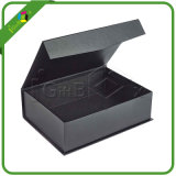 Custom Black Magnetic Luxury Cardboard Packing Packaging Box / Paper Box / Paper Gift Box