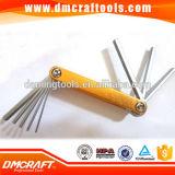 8PCS Aluminium Folding Hex Key Wrench Set Allen Key