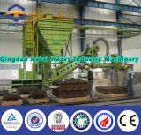 Foundry Portable Resin Sand Sodium Silicate Sand Mixing Machine with Dual Articulated Arms