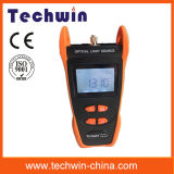 Handheld Optical Tester Tw3109e Fiber Light Source