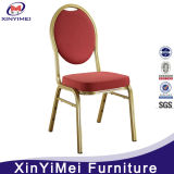 Promotional Cheap Hotel Restaurant Banquet Dining Metal Aluminum Iron Steel Chair (XYM-L187)