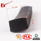 Extruded EPDM Foam Rubber Strips with Customized Size
