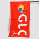 Custom Printed Microfiber/Cotton Beach Towel for Brand Advertising Promotion