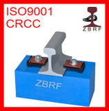 J2 Rail Track Construction Fastener System