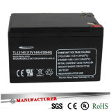 Rechargeable Solar Power Battery 12V14ah