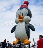 Giant Flying Inflatable Penguin Helium Balloon for Parade K7139