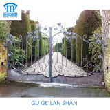 High Quality Crafted Wrought Iron Gate 027