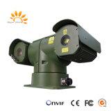 Vehicle Mount Anti-Damping T-Shape PTZ IP Laser Infrared Camera