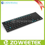 Zoweetek-Wireless Rechargeable Keyboard with Turkish Language for Laptop, Smart Phone