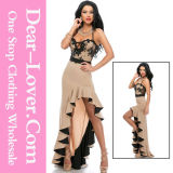 Fashion Ladies Long Elegant Evening Cocktail Formal Dress