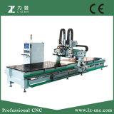 CNC Machining Center Door Making Engraver and Cutter Ua-4163