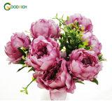 7 Heads Silk Bouquet Artificial Flower