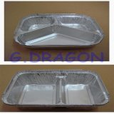 Disposable Aluminum Foil Pan Take out Food Containers (AFC-004)