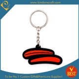 China High Quality Customized Fashion Design PVC Key Chain at Factory Price