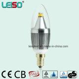 Patent 5W 90ra CREE Chip Scob E14 Candle Bulb Light (LS-B305-SB-CWWD/CWD)