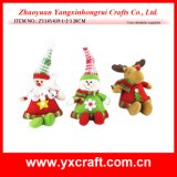Christmas Decoration (ZY14Y439-1-2-3 20CM) Christmas Market Christmas Gift Wholesale Christmas New Product