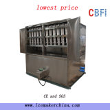 Long Warranty Period Industrial Cube Ice Making Machine