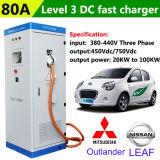 80A EV Charging Station for EV Charging