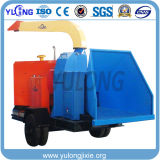 CE, ISO and SGS Approved Large Capacity Movable Wood Chipper