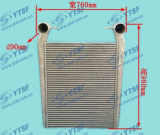 High Quality HOWO Truck Parts Intercooler
