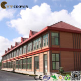 Plastic Composite Wood Outside Wall Panels (TF-04E)