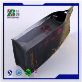 Stand up Box Pouch, Flat Bottom Pouch with Zipper