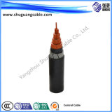 PVC/XLPE/PE/Copper Conductor/Flame Retardant/Fireproof/Control Cable