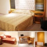 2014 Kingsize Luxury Chinese Wooden Restaurant Hotel Bedroom Furniture (GLB-40008)