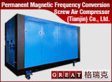 Water Cooling Type Industrial Rotary Screw Air Compressor