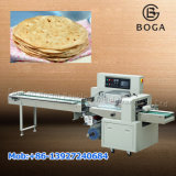 Hot Sale Horizontal Automatic Food Chapati Wrapper Machine for Sale