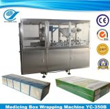 CE SGS GMP Certification 3D Wrapping Machine Yc-350bb