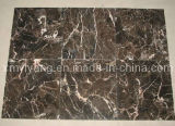 Polished Emperador Dark Marble Tile for Floor and Wall