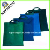 Recycled Non Woven Shopping Bag with Plastic Handle