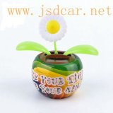 Automotive Interior Decoration Solar Apple Flower (JSD-P0079)