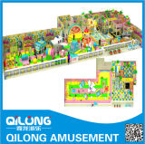Popular Design Good Price Children Indoor Playground (QL-1215G)