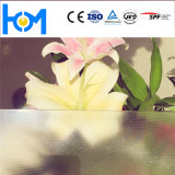 Low-E Coated Solar Panel Tempered Sheet Glass for Solar System