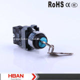 Hby5 3 Position Maintained Key-Locked Switch