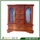 Special Design Wood Jewellery Drawer Chest