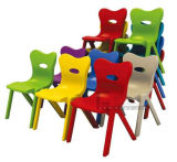 Colorful Plastic Kids Chair, Prechool Kids Classroom Chairs