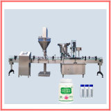 Automatic Powder Filling Line for Bottle