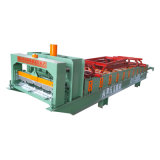 Step Tile Steel Roofing Sheets Cold Roll Forming Machine