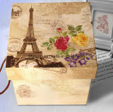 New Design Delicate Paper Cardboard Pinted Gift Box (FHA0004)