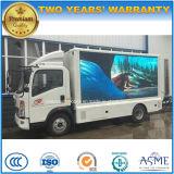 Sinotruk HOWO 4X2 5 Tons HD LED Advertising Vehicle