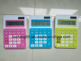 Colorful 12digit Solar / Battery Calculator
