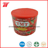 High Quality Tomato Paste (2.2kg canned) with Tmt Brand