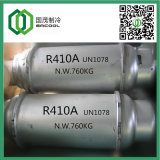 Ton Cylinder Packed Refrigerant Gas (R410A)