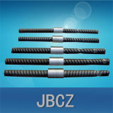 Jbcz Environmental Protection High Quality 14-40mm Less Equipment Lower Cost Handy Operation12-40mm Upset Forging Parallel Thread Machine