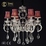 Luxury Modern Crystal Chandelier for Indoor (AQ50016-6)