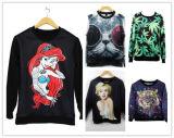 New Fashion Custom Design Digital Printed Printed Hoody